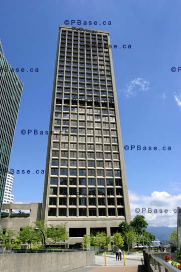 Corporate Buildings200 Granville Street Giclee On Canvas Prints Gallery Wraps Fine Art Plaque Mountings Greeting Cards Handmade Oil